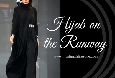 Hijab on the Runway