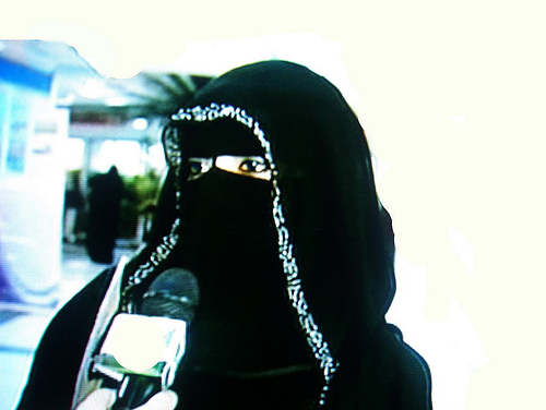 Niqab for Beginners:  Dealing with Prejudice