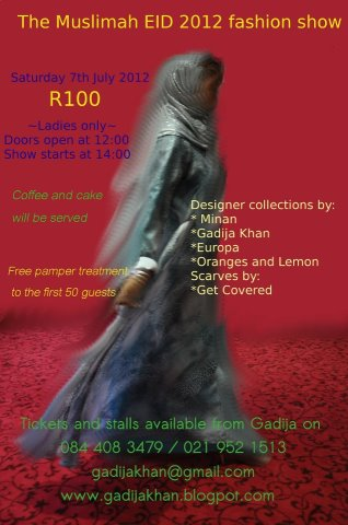 Muslimah Eid Fashion Show