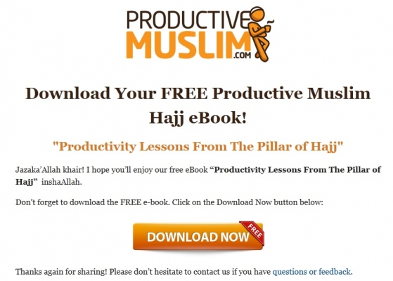 Free Hajj ebook