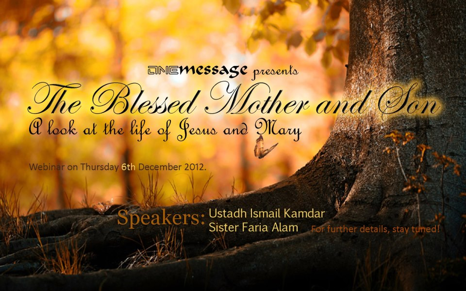 Free Webinar: Life of Jesus & Mary