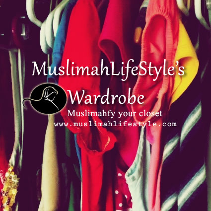 The Muslimah Wardrobe: Weed it!