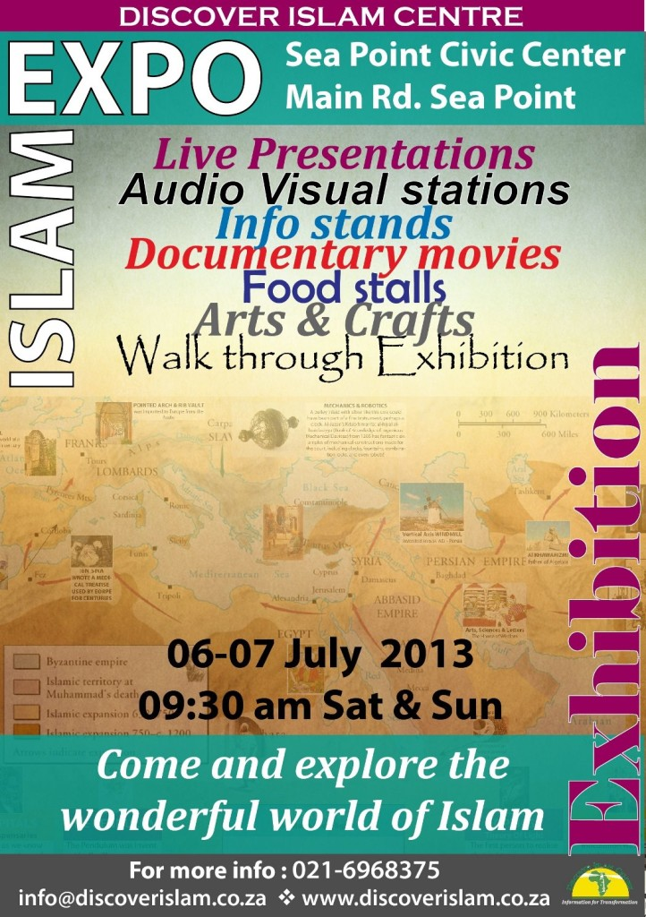 Discover Islam Expo 2013