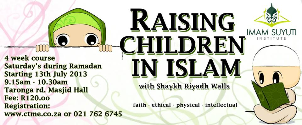 Course: Raising Children in Islam