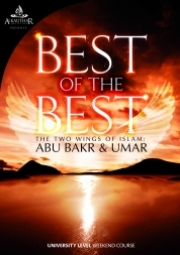 CPT : Lives of Abu Bakr and Umar