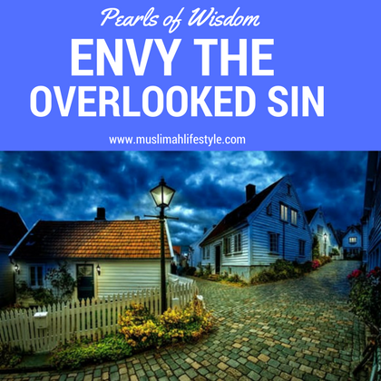 Webinar Gems: Envy the overlooked sin