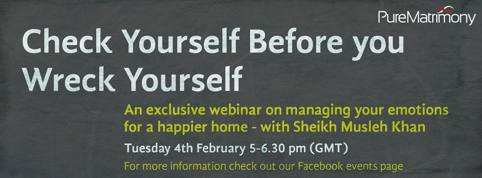 Webinar: How To Manage Your Emotions For A Happier Home