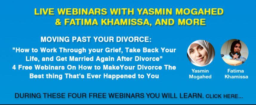Moving past divorce