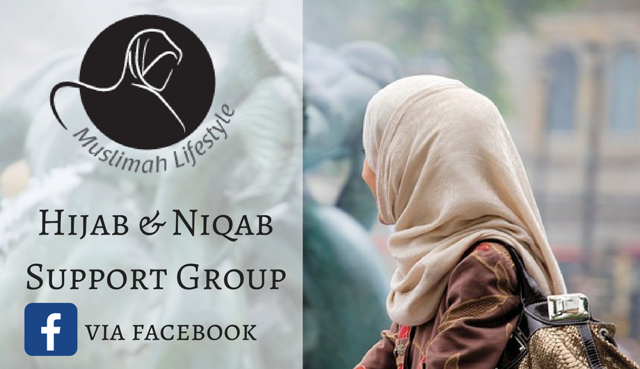 Facebook Hijab & Niqab Support Group