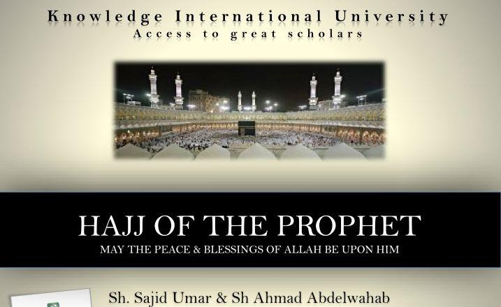 Free Course: Hajj of the Prophet SAWS