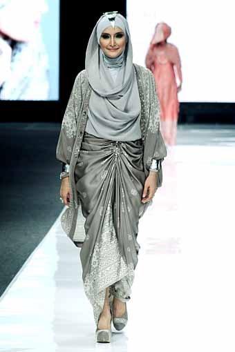 Hoodie Hijab Fashion Muslimah Life Style