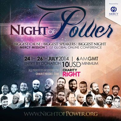 Night of Power Conference