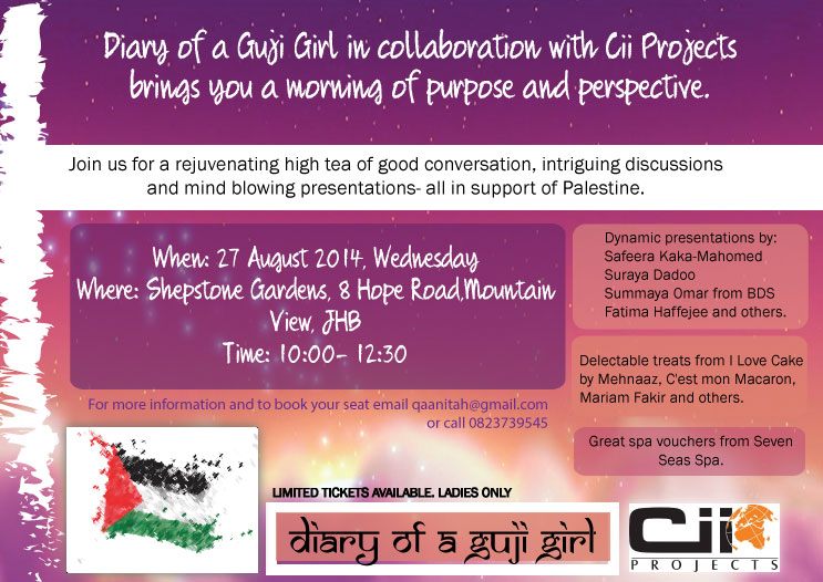 Diary of a Guji Girl High Tea