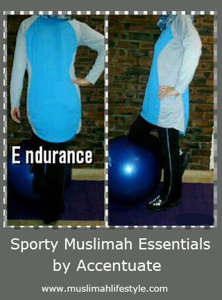 Hijabi Activewear by Accentuate