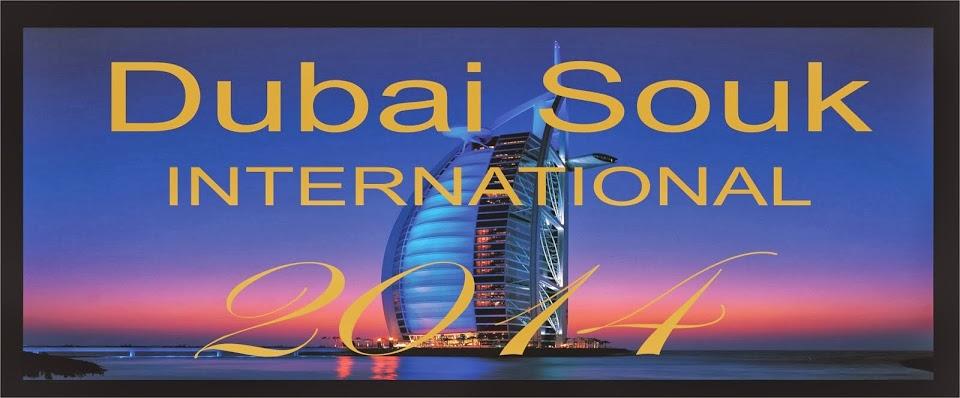 Dubai Souk. INT 2014