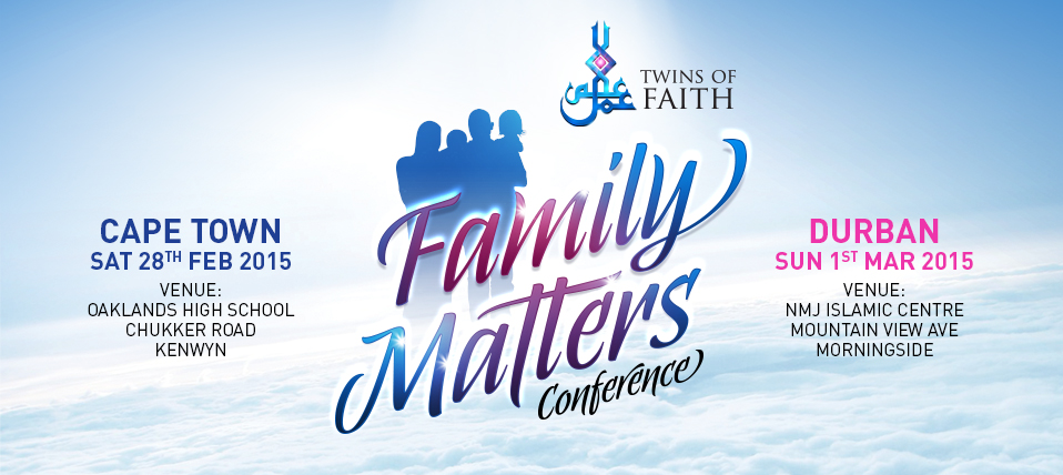 Twins of Faith Conference
