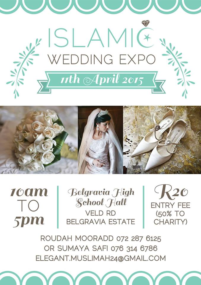 CPT: Islamic Wedding Expo 2015
