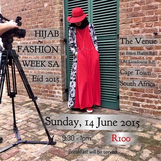 Hijab Fashion Week SA Eid 2015
