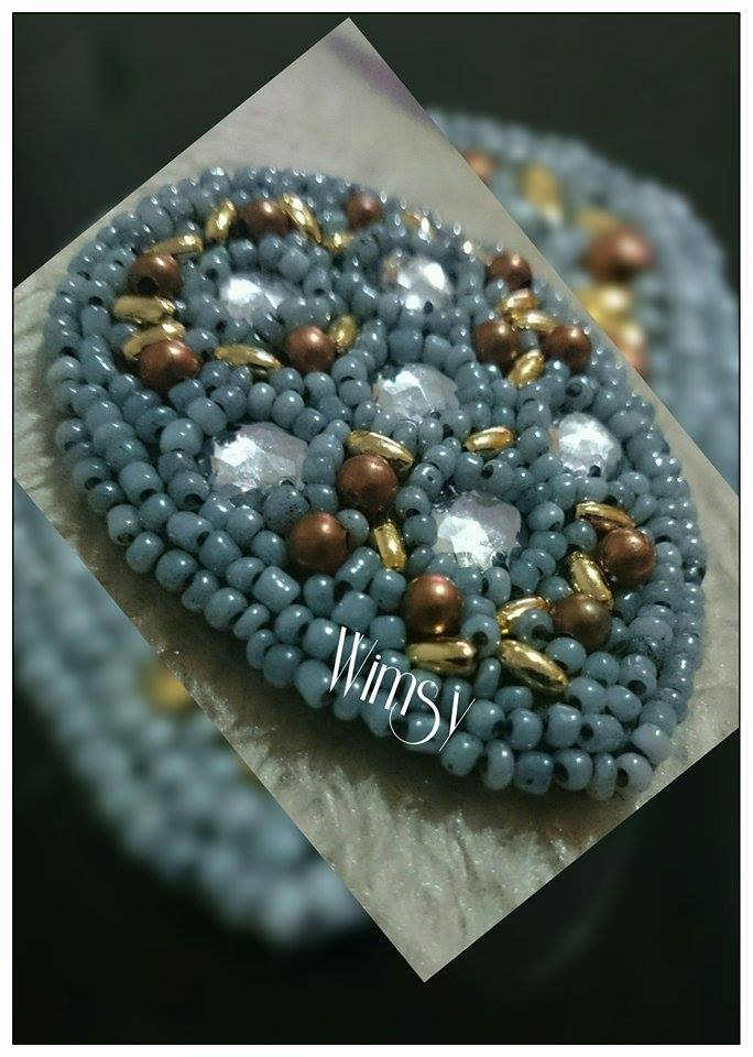 Wimsy Beaded Shoulder Embellishmens | www.muslimahlifestyle.com