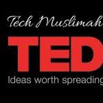 Tech Muslimah Ted app