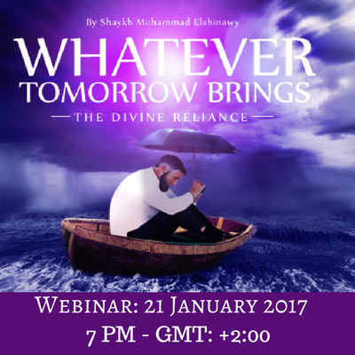 Webinar: Whatever Tomorrow Brings