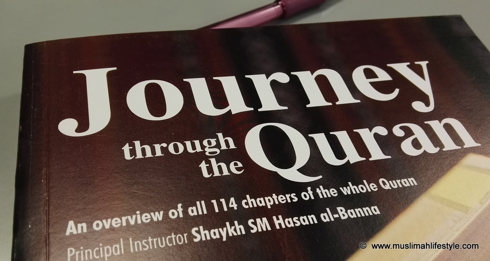 Journey Through the Quraan – Convention Review