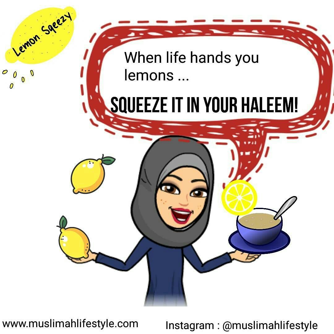 MuslimahLifestyle Toons Ramadan 2017