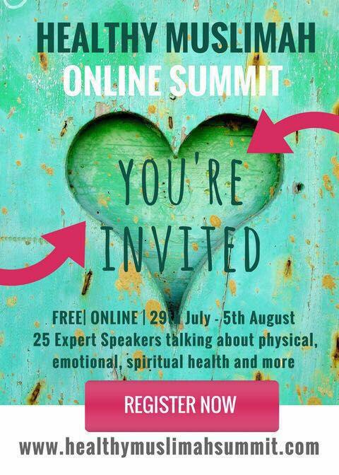 Healthy Muslimah Summit 2017