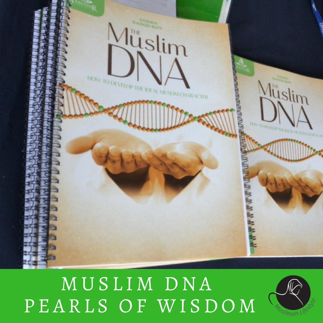 Muslim DNA Pearls of Wisdom