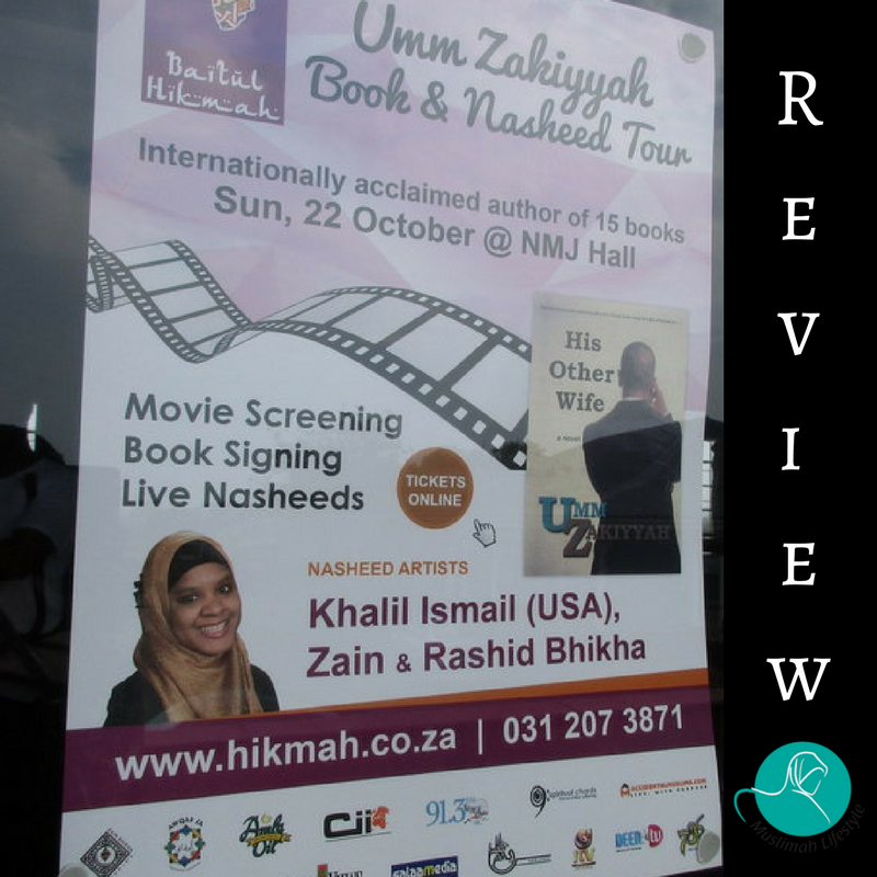Review – The Umm Zakiyya Book Tour & Movie Screening