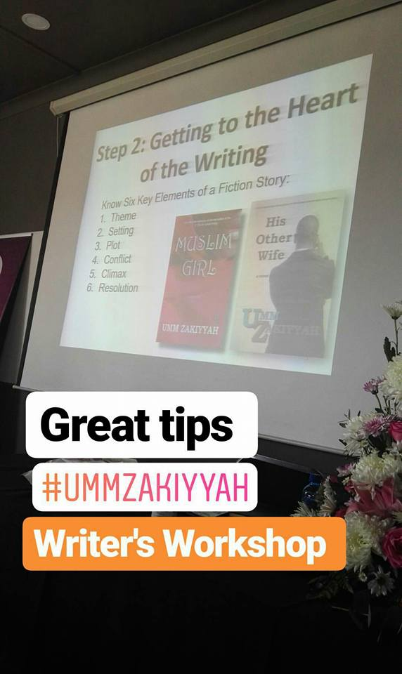 UZ Writers workshop Review