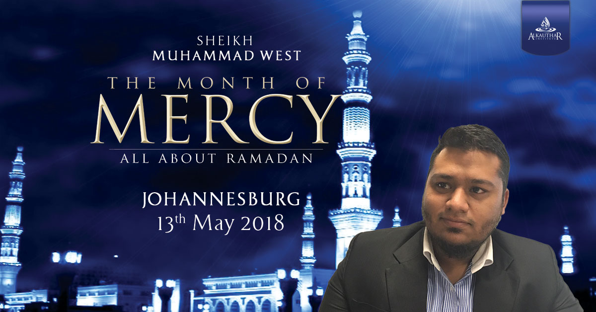 JHB: The Month of Mercy