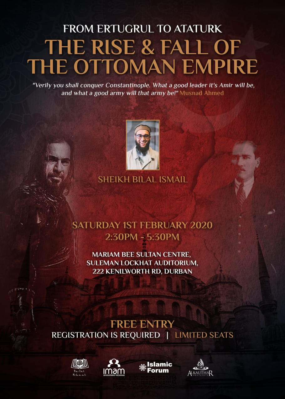 DBN: The Rise & Fall of the Ottoman Empire