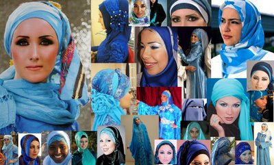 Blue Hijab Day 2011 – Autism Awareness