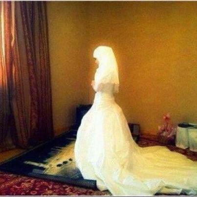 Muslimah Brides: Salah