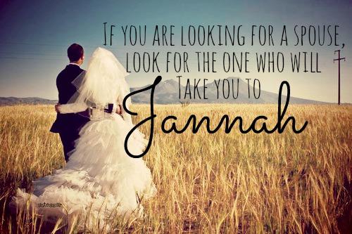 Seeking a Spouse