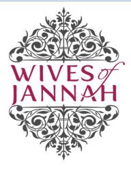 Wives of Jannah – 2nd Annual Online Conference