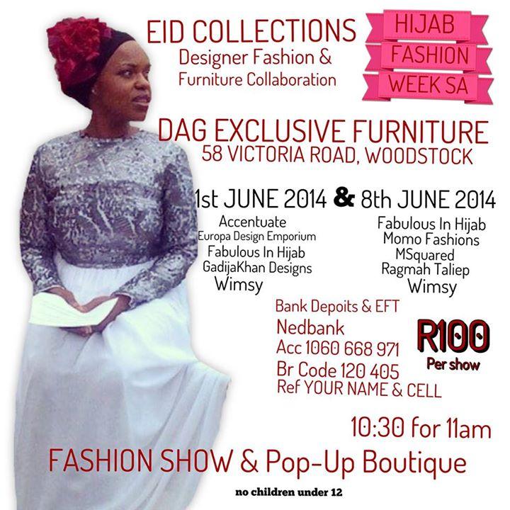CPT: Hijab Fashion Week Eid Collection
