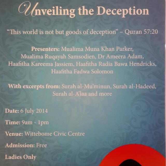 Unveiling the Deception