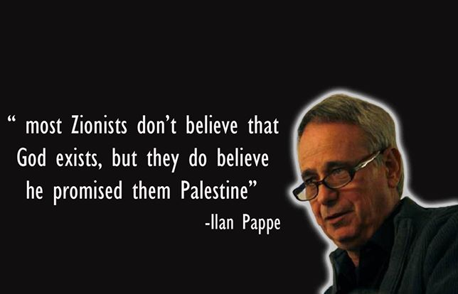 UWC : Talk by Professor Ilan Pappe
