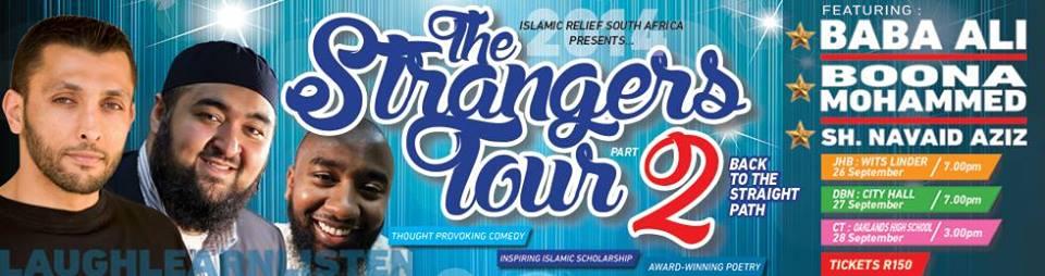 Strangers Tour 2
