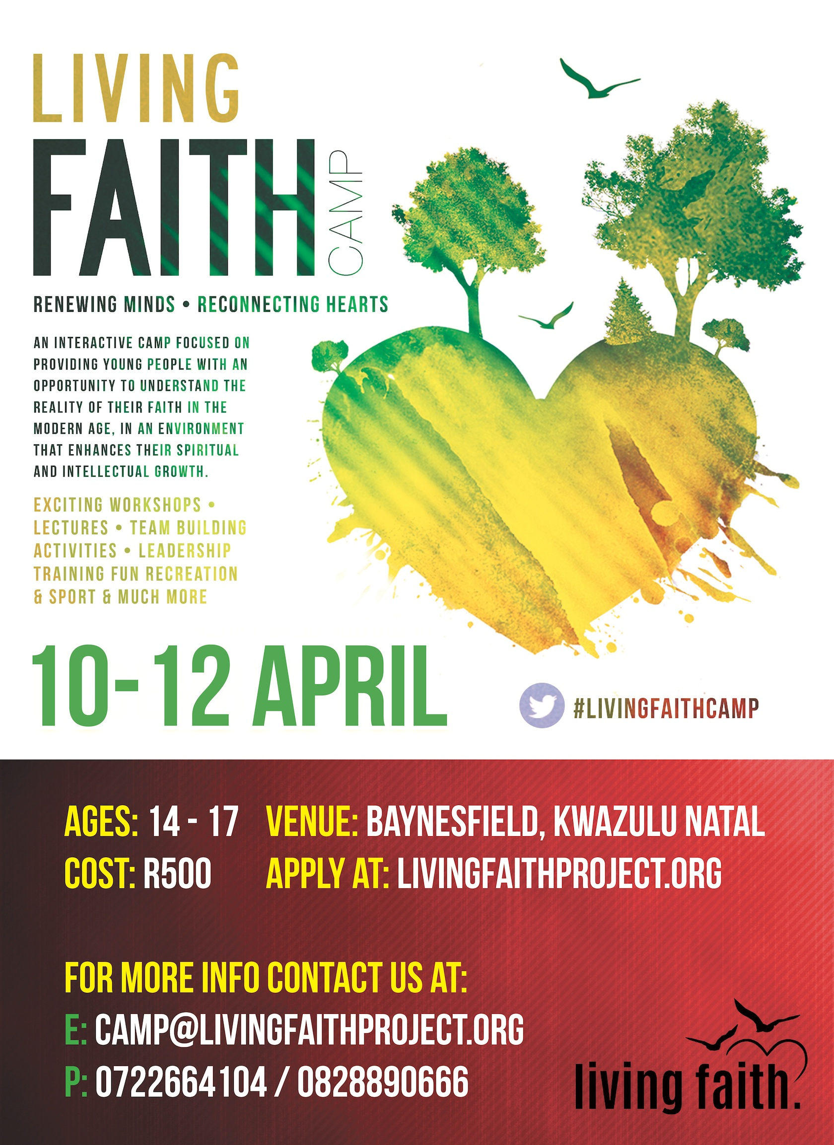 Living Faith Youth Camp