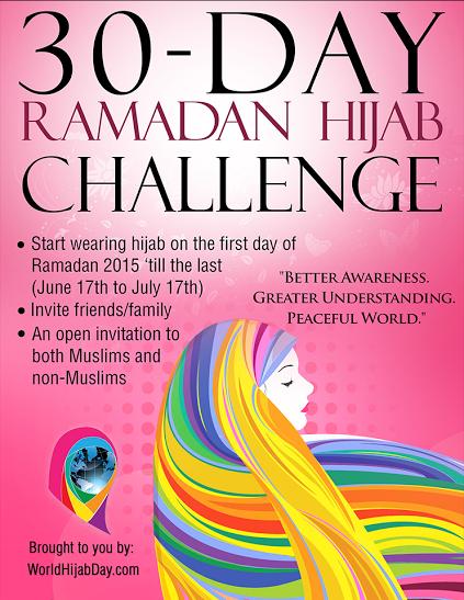 30 Day Ramadan Hijaab Challenge