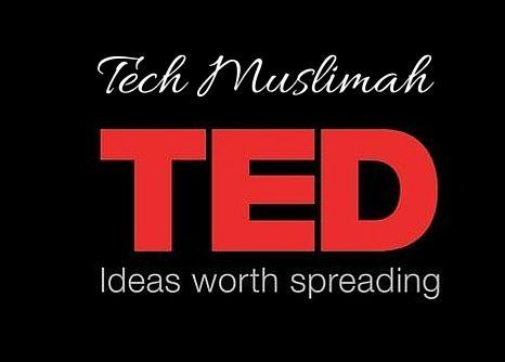 Tech Muslimah: TED App
