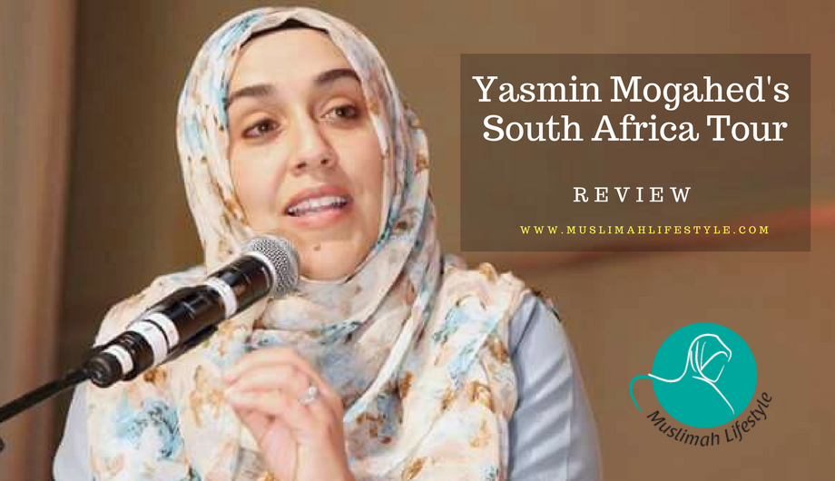 Review: Yasmin Mogahed's South Africa Tour
