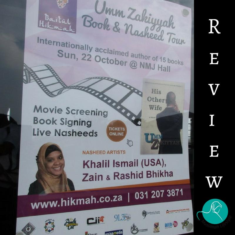 Review – The Umm Zakiyya Book Tour & Movie Screening