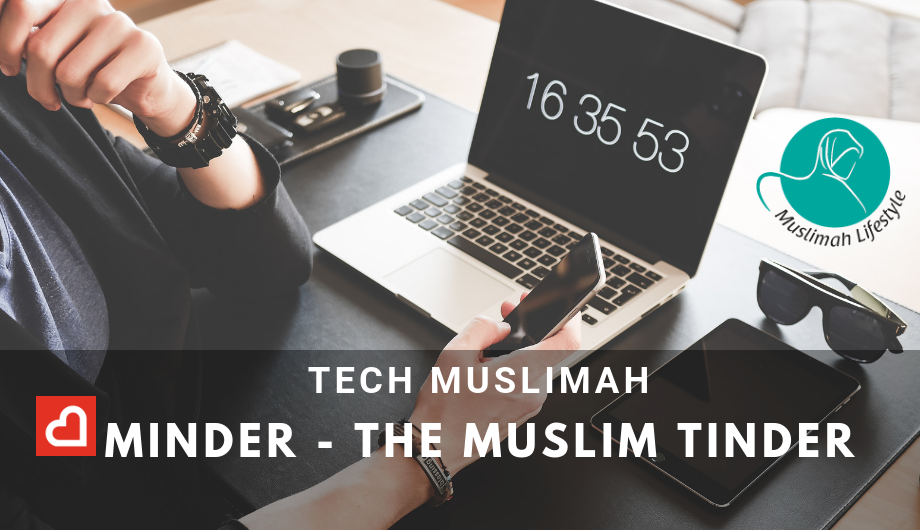 Minder, the Muslim Tinder